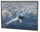 9,7 pouces haute luminosité 1920*1080 Robuste militaire de l'écran LCD
