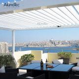 Jardin de profilé en aluminium d'aération de l'ombre Pergola soleil de toit