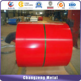 Lamiera di acciaio prefinita della fabbrica della Cina