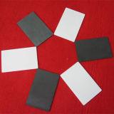 Piastrina di ceramica nera dell'ossido di zirconio di colore