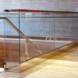 Het decoratieve Aangemaakte Systeem van het Traliewerk van de Portiek van het Traliewerk van het Glas