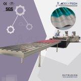 Уровень ядра из ПВХ вспененный гофрированный лист штампованный алюминий машины