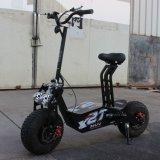 """trotinette"" elétrico 1600W Coc do pneu gordo novo do projeto Certificated"