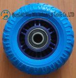 피마자 바퀴 (2.50-4)를 위한 단단한 PU 거품 바퀴