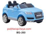 Автомобиль автомобиля игрушки дистанционного управления Audi электрический для малышей
