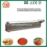 Pindakaas, de Jam van de Bes en de Dikke Machine van de Pasteurisatie van de Saus van Spaanse pepers