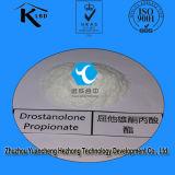 Propionato 521-12-0 de Masteron Drostanolone del polvo de los esteroides para el edificio del músculo