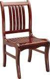 古典的な木の家具部屋の純木の椅子