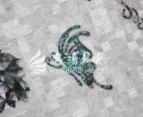 Ventas al por mayor que tallan a la madre del mosaico del shell del material de construcción de Preal