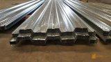 Strato ondulato di Decking del pavimento dei travetti del metallo galvanizzato acciaio