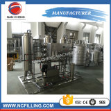 A capacidade pequena do preço de fábrica que bebe o tratamento da água do filtro do RO Purify o sistema