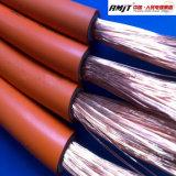 Cabos de cobre da soldadura flexível da alta qualidade