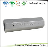 Los materiales de construcción de mecanizado CNC Existing-Mold radiador de aluminio