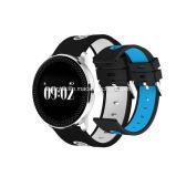 Smart Bracelete Fitness Tracker Monitor de Pressão Arterial da freqüência cardíaca Passometer Pulseira inteligente