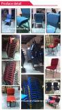 영화관 교회를 위한 강철 회의 의자
