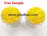 注入の鋳造物のための10%の顔料の黄色のマスタ・バッチ