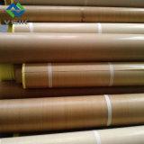 Высокое качество 0,3 мм (PTFE коричневого цвета ткани из стекловолокна