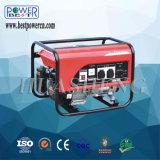 générateur électrique d'essence d'utilisation de maison de début à C.A. 4kw avec le traitement et les roues