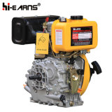 6HP de Gele Kleur van de dieselmotor (HR178F)