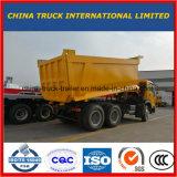 大型トラックを採鉱する6X4 HOWO