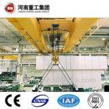 FEM pesada viga doble de capacidad estándar EOT/puente grúa con certificado CE