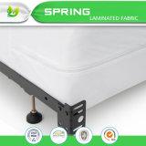 Encasement impermeabile del materasso del cotone dell'angolo dell'arco della chiusura lampo