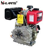 Motor diesel con el eje de la tira (HR178F)
