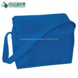 Le courant ascendant en gros du sac 600d de refroidisseur de supermarché portent le sac pour la boisson froide