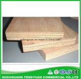 1220X2440mm, madeira compensada comercial do núcleo do Poplar barato