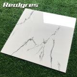 24X24 Dessins et modèles de sol en marbre poli sur vitré Lowes marbres tuile pour la vente