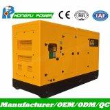 generator van Cummins van de Macht van 125 kVA de Eerste met de Tank van de Brandstof van 10 Uren & ATS