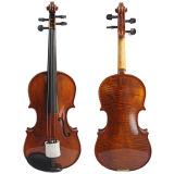 Sinomusik tutti i violini Handmade della pittura con Nizza la fiamma