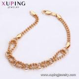 61389 18K de Goud Geplateerde Reeks van de Juwelen van de Ketens van de Manier Xuping