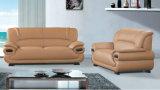 1+2+3 Style Bureau des prix de gros d'usine canapé en cuir (A828)