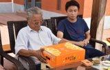 機械を建てる自動カートンのフルーツの箱
