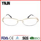 Рамка Eyewear золота рамки чувствительной конструкции Ynjn выдвиженческая (YJ-J7628)