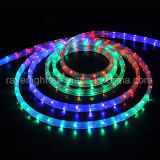 Indicatore luminoso flessibile della corda della decorazione LED di festival degli indicatori luminosi di RGB LED
