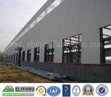 Le bâtiment préfabriqué modulaire de la Chambre Structure en acier hangar de l'atelier