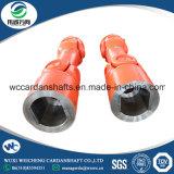 Industrielle Universalwelle-Kupplung der Qualitäts-SWC490b-3500 für breites Platten-Tausendstel