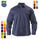 Ropa de trabajo Multi Color Cómoda camiseta de la guardia de seguridad