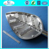 Часть CNC филируя алюминиевая для покрытия подшипника втулки случая держателя