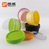 Vendas quente 200g máscara facial de plástico PP jar para embalagem Cosmeitc em stock