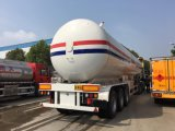 40cbm 2 As 3 de Aanhangwagen van de Tank van LPG van de As