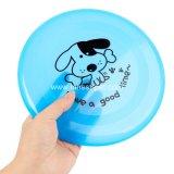 Stuk speelgoed Frisbee van de Hond van het Product van de Opleiding van het Huisdier van China het In het groot Goedkope Plastic