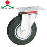Parte girevole con il tipo comune macchina per colata continua industriale del freno totale di Iron+Rubber