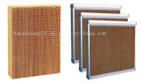 Garniture de refroidissement par évaporation de refroidissement par eau de peigne de 7090 miels avec le bâti