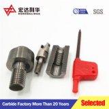 Houders van het Hulpmiddel van het Metaal van de douane de Harde door de de Gecementeerde Staven en Staven van het Carbide
