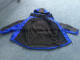 Chaqueta calentada de los hombres, chaqueta de la fiebre, chaqueta del invierno, chaqueta de nylon