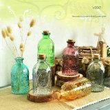 Vaso di vetro di Morden per la decorazione domestica