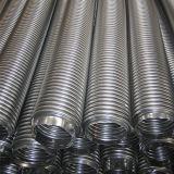 Gewundener Edelstahl-flexibles Metalschlauch